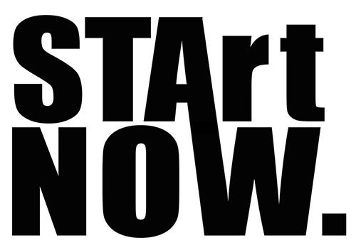start now logo