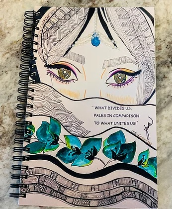 Unique artwork Journal, Daisha
